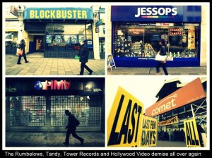 4 Shops with caption