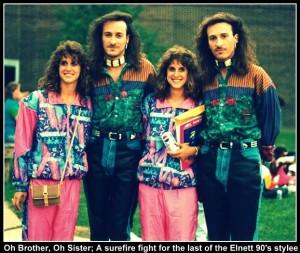 Fashion 90s