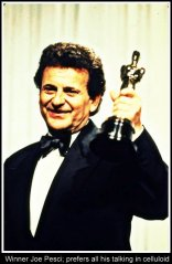 Joe Pesci Oscars 2