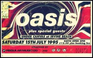 Oasis Ticket 1