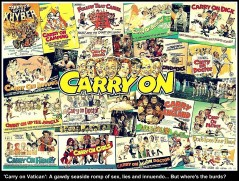 Carry On Poster A