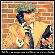 Del Boy Mobile A