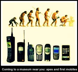 Mobile Phone Evolution A