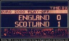 Wembley 99 Scoreline A