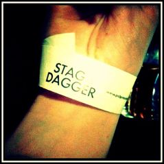 Stag and Dagger Bracelet 1