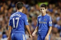 Eden Hazard and Oscar: along with Juan Mata, Chelsea's stylish deadly trio