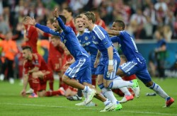 Chelsea's 2012 Champion's League victory moment against Bayern Munich: who's to say lightening won't strike twice?