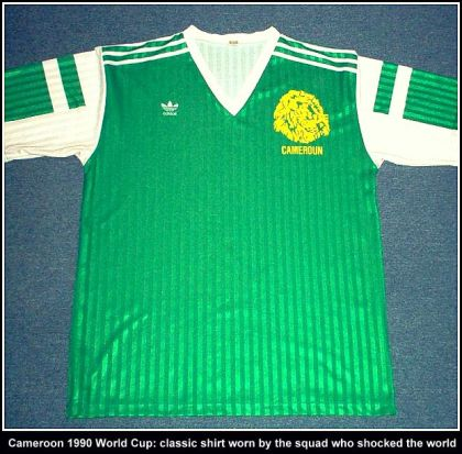 Cameroon 1990 1.1
