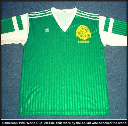 Cameroon 1990 1.1