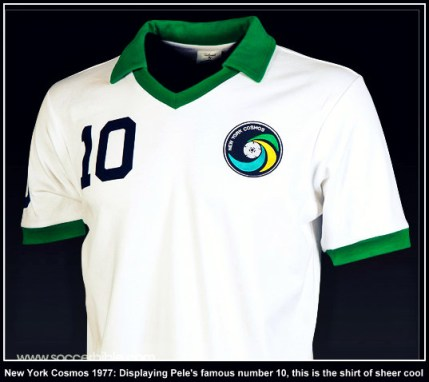 New York Cosmos 1977 1.1