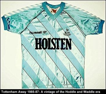 Tottenham Away 1985-87 1.1