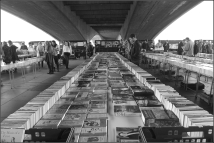 London Southbank book sale