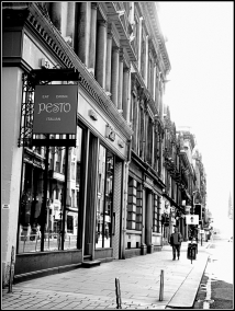 Pesto, St Vincent Street