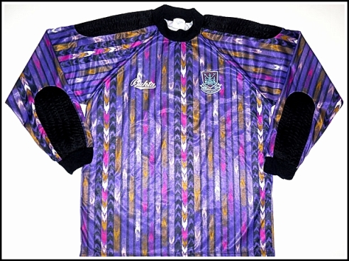 Down on their luck Hammers fell off the respect-o-meter the two season this jersey did the rounds