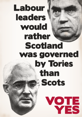 Labour Leaders, Yes in Graphics