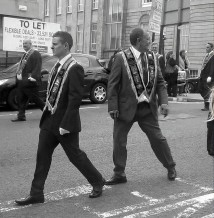 Orange Walk, West Regent St, Glasgow