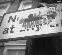 West Regent St lamppost, Glasgow
