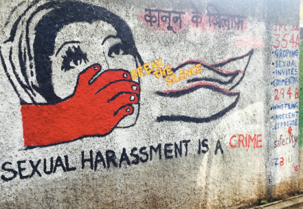 Image result for tackling sexual harassment in india