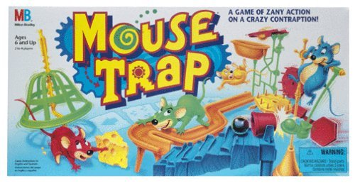 Mouse Trap Game Image