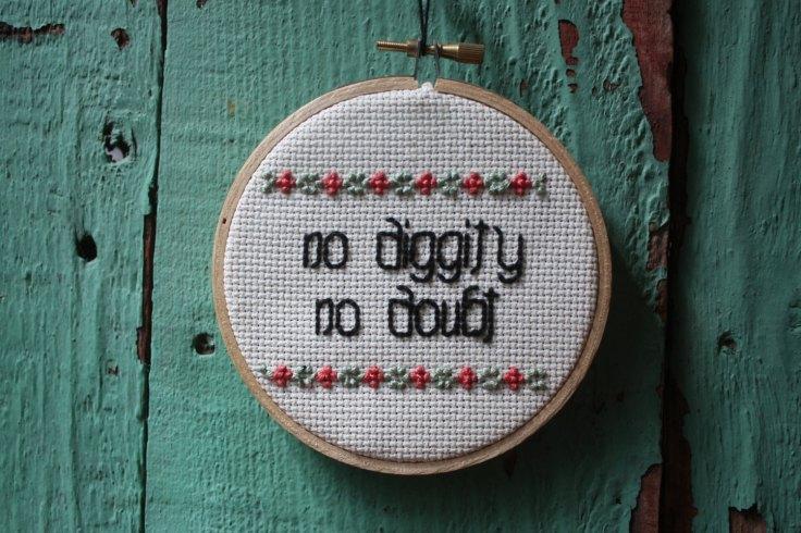 No Diggity, No Doubt Image